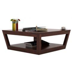 Freberg Center Table (Walnut Finish)