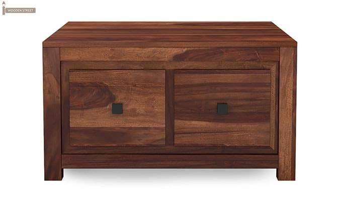 Gideon Coffee Table (Teak Finish)-5