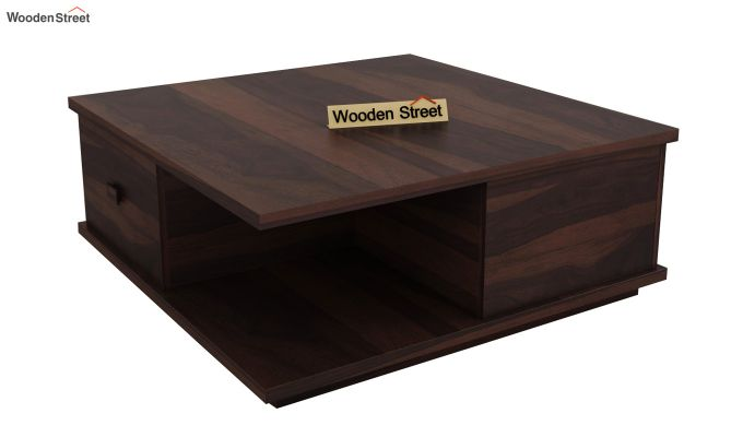 Hammond Coffee Table (Walnut Finish)-3