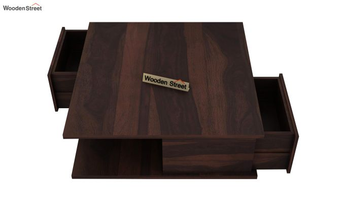 Hammond Coffee Table (Walnut Finish)-5
