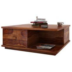 Hammond Coffee Table (Teak Finish)