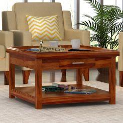 Harris Coffee Table (Honey Finish)