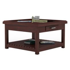 Harris Coffee Table (Mahogany Finish)
