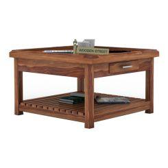 Harris Coffee Table (Teak Finish)