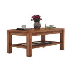 Harrison Coffee Table (Teak Finish)