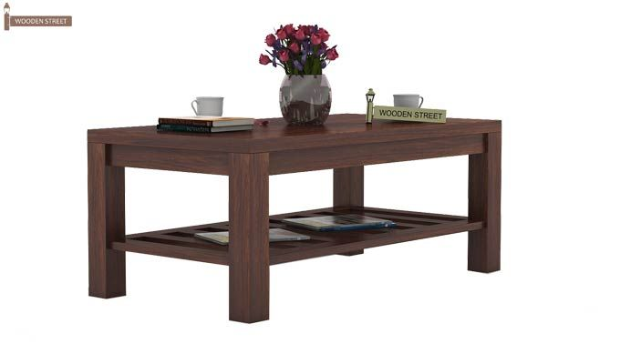 Harrison Coffee Table (Walnut Finish)-1
