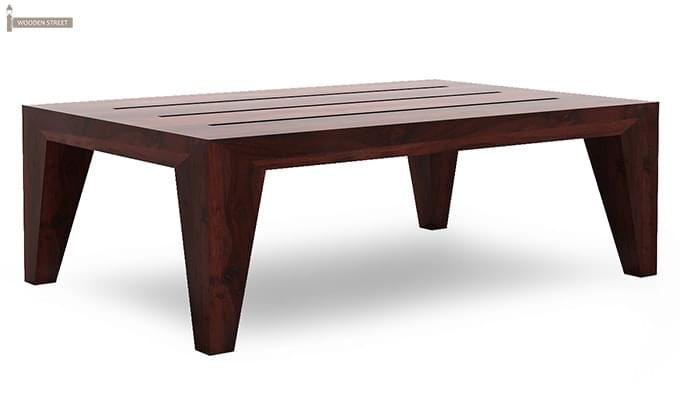 Hugo Tea Table (Mahogany Finish)-2