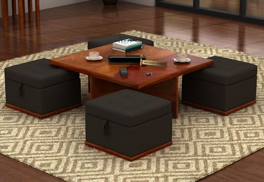 Sheesham wood coffee table