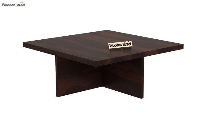 Juan Center Table (Walnut Finish)-7