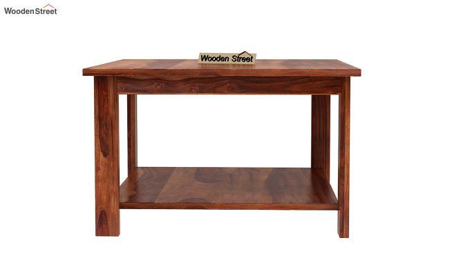 Lanbro Tea Table (Honey Finish)-3