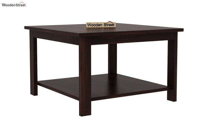 Lanbro Tea Table (Walnut Finish)-2