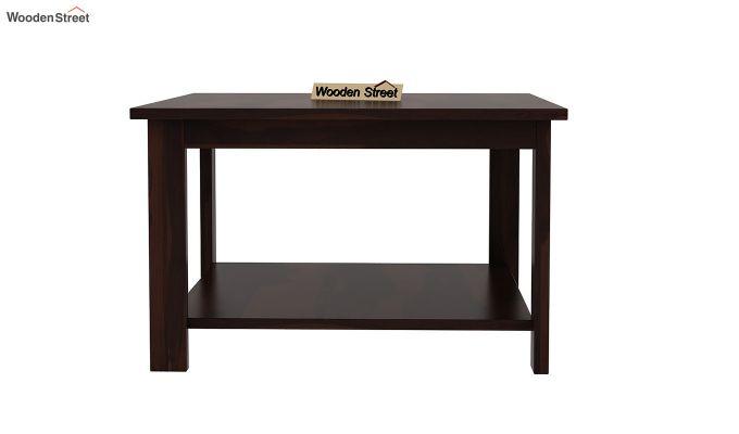 Lanbro Tea Table (Walnut Finish)-3