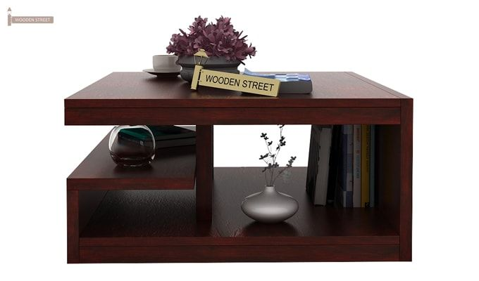Liddle Tea Table (Mahogany Finish)-2