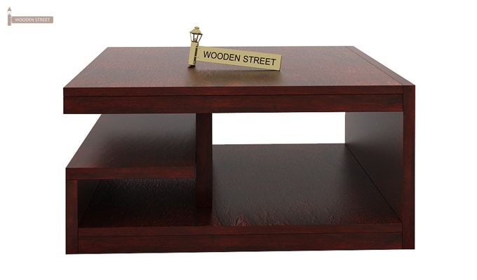 Liddle Tea Table (Mahogany Finish)-4