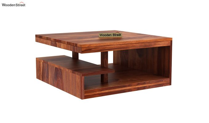 Liddle Tea Table (Honey Finish)-2