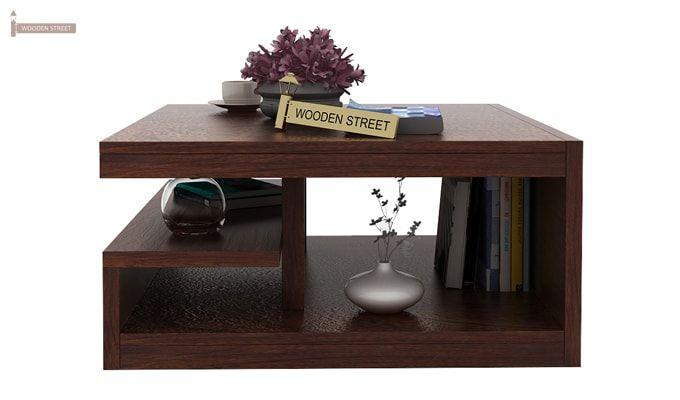 Liddle Tea Table (Walnut Finish)-2
