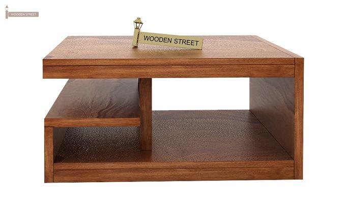Liddle Tea Table (Teak Finish)-5