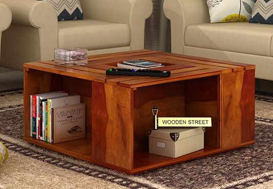 Center Table, Solid Wood Coffee Table Online Bangalore, Pune, Delhi