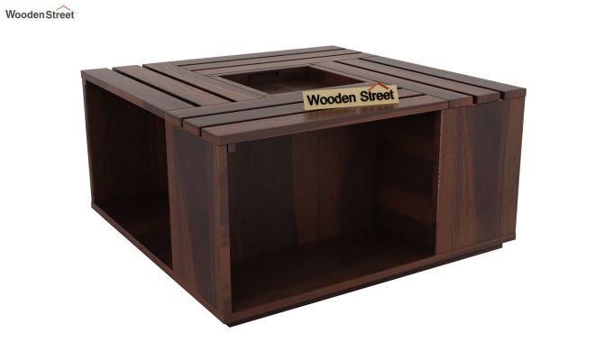 Lynet Coffee Table (Walnut Finish)-3