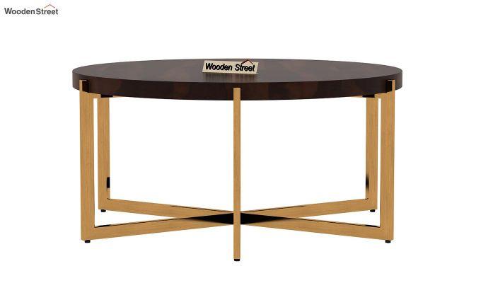 Marigold Coffee Table (Walnut Finish)-4