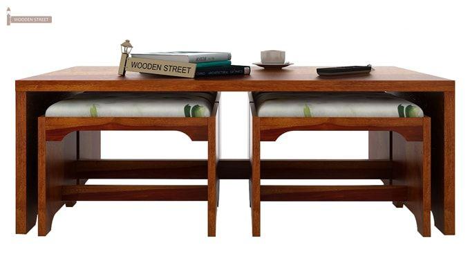 Mel Tea Table (Honey Finish)-4