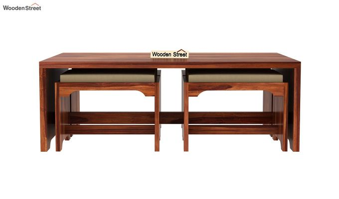 Mel Tea Table (Honey Finish)-4