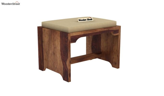 Mel Tea Table (Teak Finish)-10