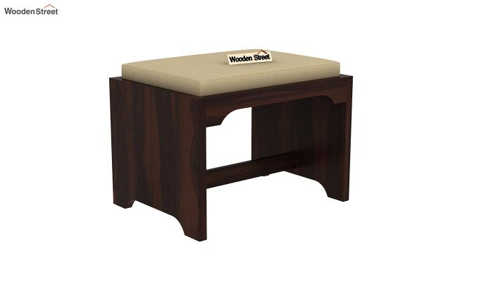Mel Tea Table (Walnut Finish)-10