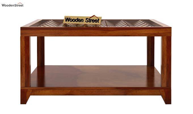 Morse Coffee table (Honey Finish)-5