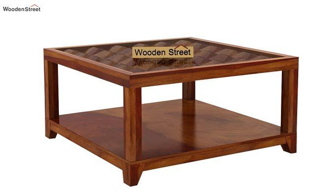 Morse Coffee table (Honey Finish)-4