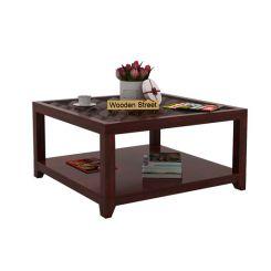 Morse Coffee table (Mahogany Finish)