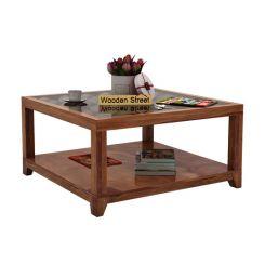 Morse Coffee table (Teak Finish)