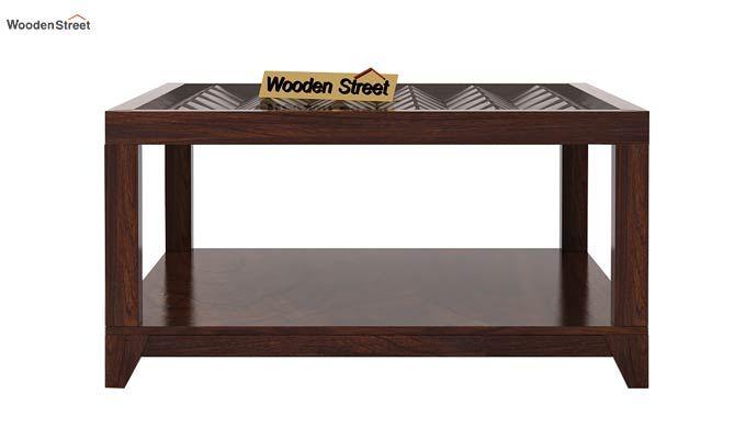 Morse Coffee table (Walnut Finish)-4