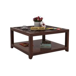 Morse Coffee table (Walnut Finish)