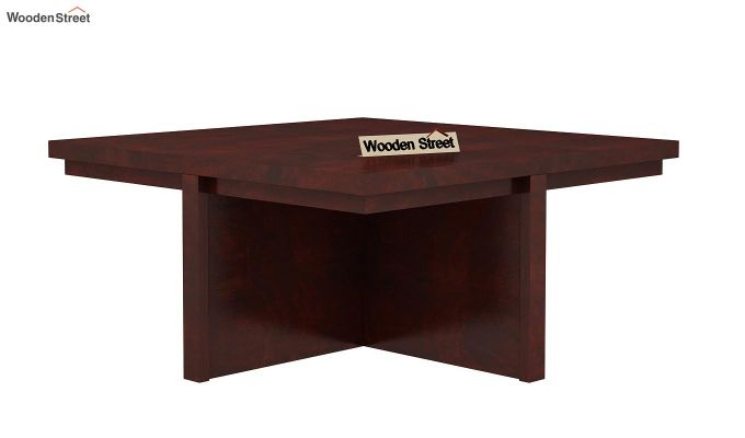 Naoshi Coffee Table (Mahogany Finish)-7