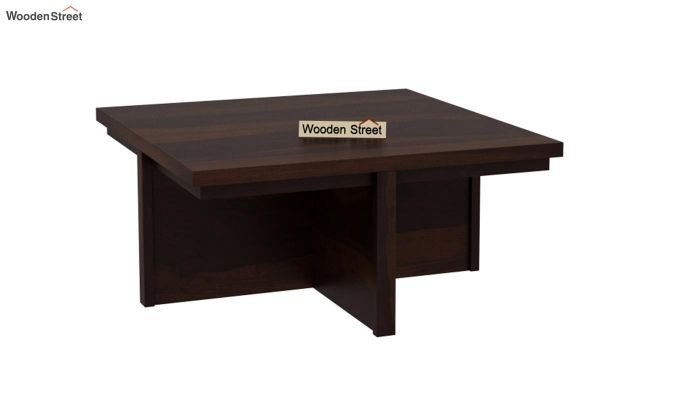 Naoshi Coffee Table (Walnut Finish)-4