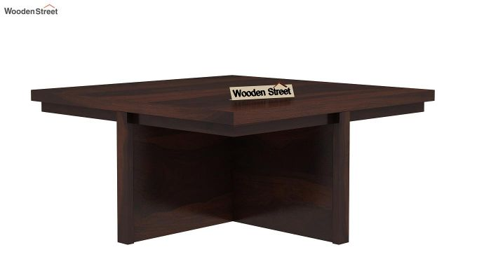 Naoshi Coffee Table (Walnut Finish)-7