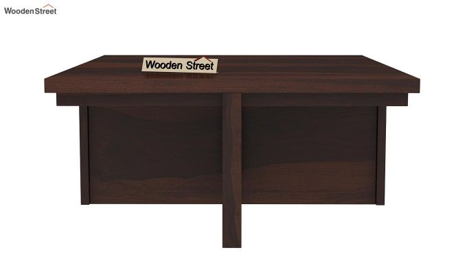 Naoshi Coffee Table (Walnut Finish)-8