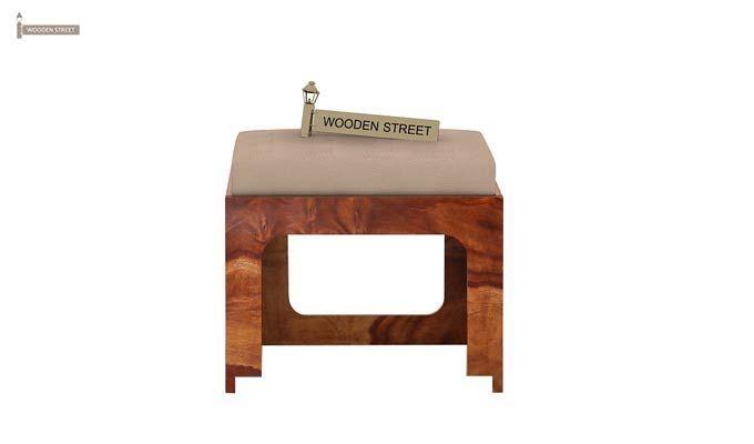 Octavia Coffee Table (Teak Finish)-7