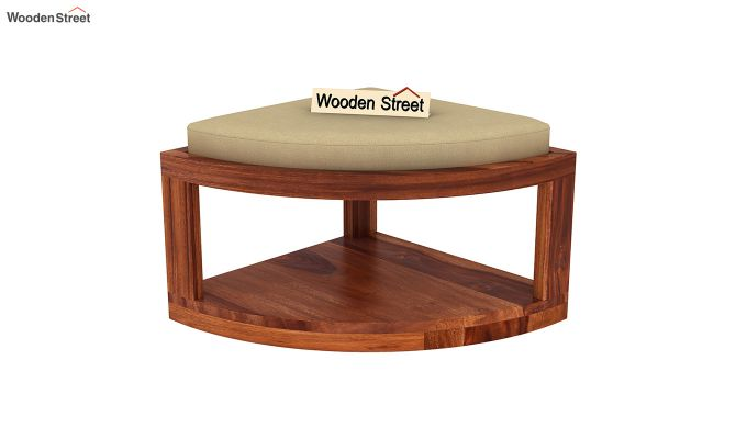 Omar Coffee Table (Honey Finish)-9