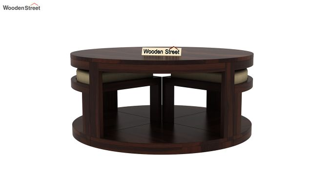 Omar Coffee Table (Walnut Finish)-3