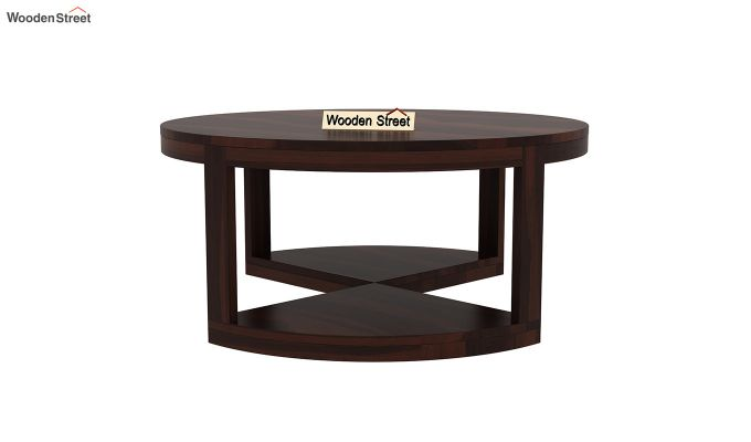 Omar Coffee Table (Walnut Finish)-8