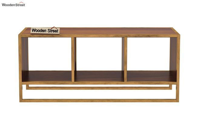 Orion Coffee Table (Honey Finish)-4
