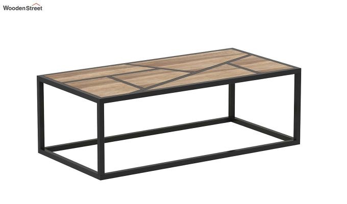 Pablo Loft Coffee Table (Natural Finish)-4