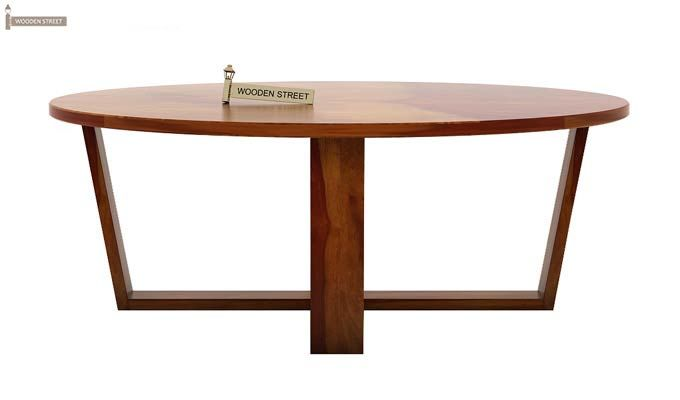Palam Center Table (Honey Finish)-4