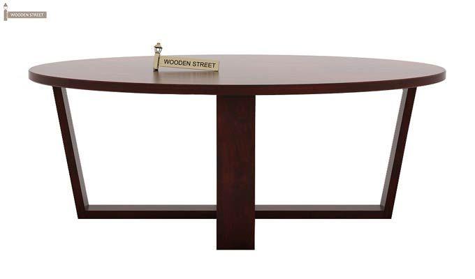 Palam Center Table (Mahogany Finish)-4