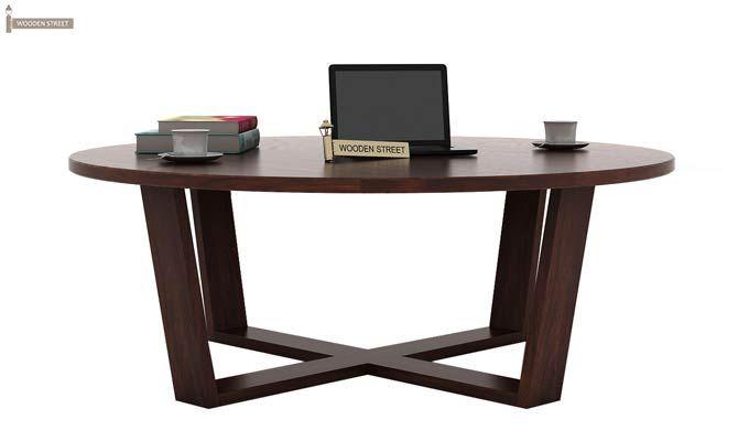 Palam Center Table (Walnut Finish)-2