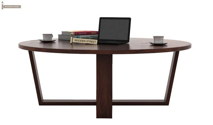 Palam Center Table (Walnut Finish)-3