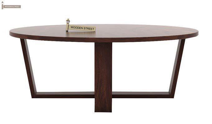 Palam Center Table (Walnut Finish)-4