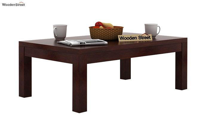 Patricia Coffee Table (Walnut Finish)-2